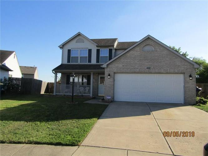 11235  Red Bush Court Indianapolis, IN 46229 | MLS 21666787
