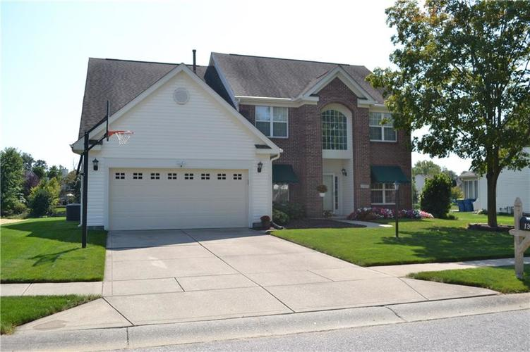 12609 Tealwood Drive Indianapolis, IN 46236   MLS 21666917   photo 1