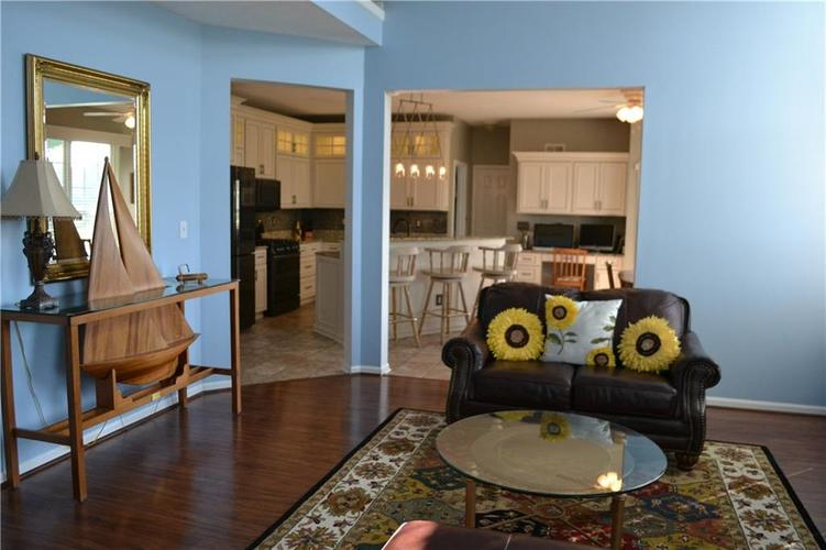 12609 Tealwood Drive Indianapolis, IN 46236   MLS 21666917   photo 19