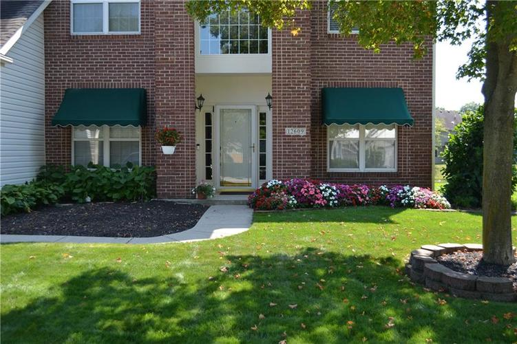 12609 Tealwood Drive Indianapolis, IN 46236   MLS 21666917   photo 2