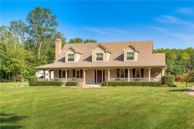 5132 W County Road 425  Coatesville, IN 46121 | MLS 21667000