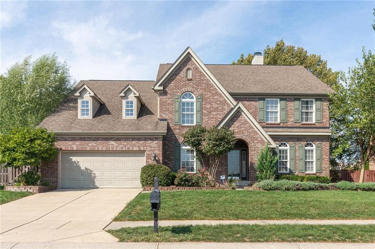 7718  Barberry Court Brownsburg, IN 46112 | MLS 21667001