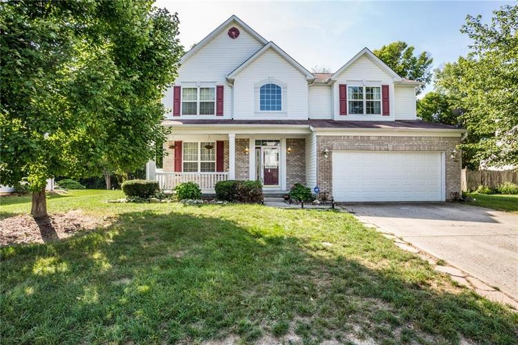 1411 Keensburg Court Indianapolis IN 46228 | MLS 21667021 | photo 1