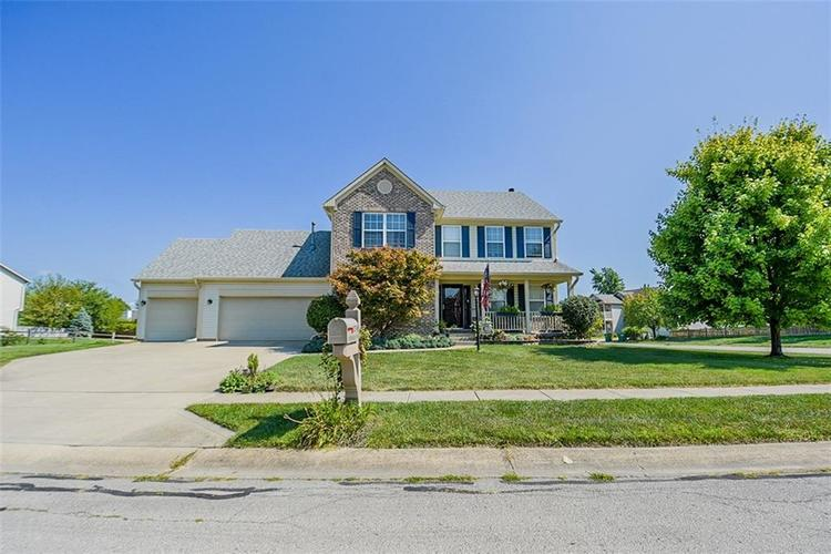 13795  Brightwater Drive Fishers, IN 46038 | MLS 21667050