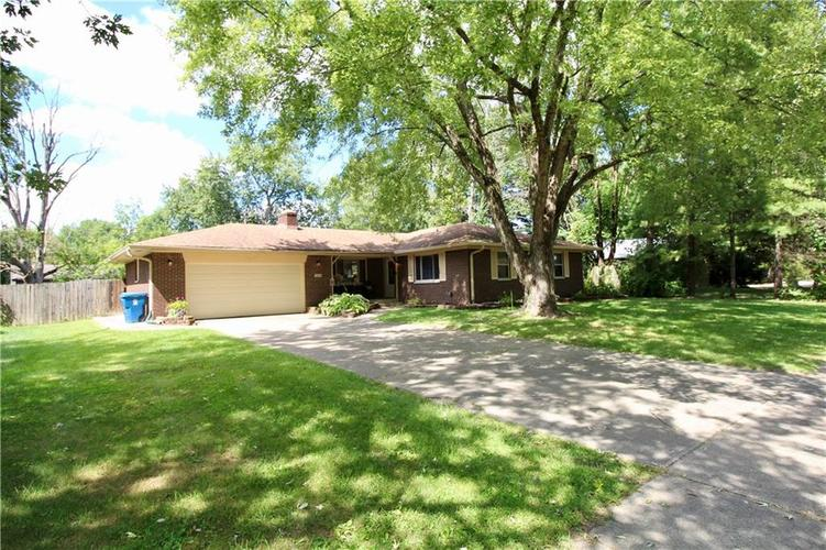 1340 N ROUTIERS Avenue Indianapolis, IN 46219 | MLS 21667058 | photo 1