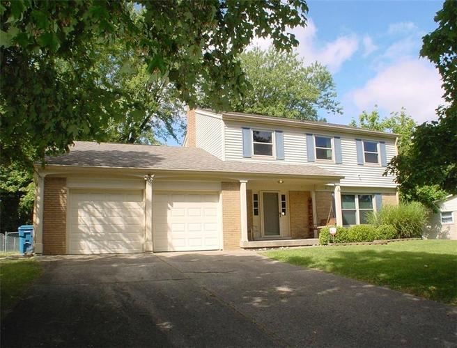 1722  Orchid Court Indianapolis, IN 46219 | MLS 21667078