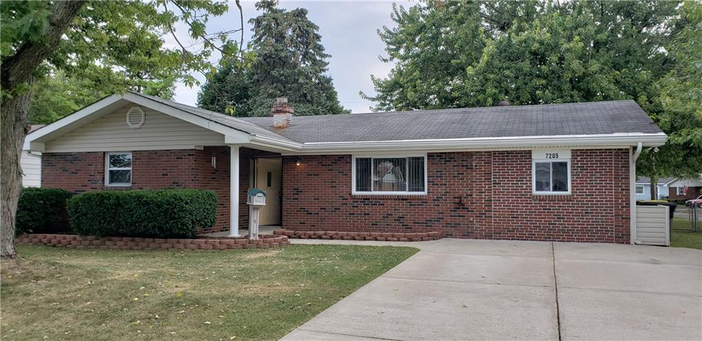 7205 E 52nd Street Indianapolis, IN 46226 | MLS 21667087