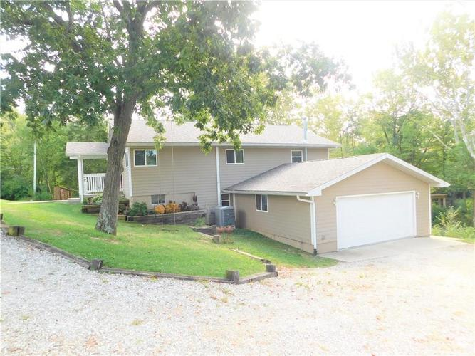 393 E County Road 580  Greensburg, IN 47240 | MLS 21667095