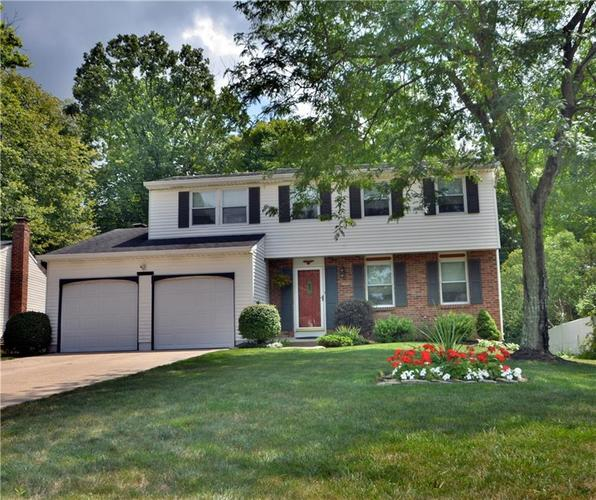 5331 Armstrong Drive Indianapolis, IN 46237   MLS 21667134   photo 1