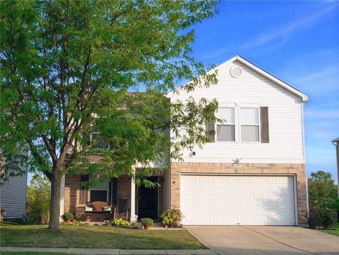 757 WHEATGRASS Drive Greenwood, IN 46143 | MLS 21667212 | photo 1