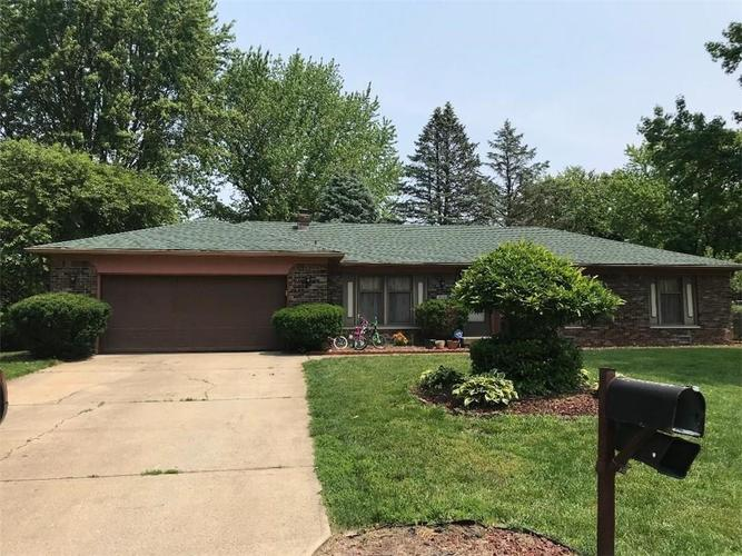 830 W RALSTON Road Indianapolis, IN 46217 | MLS 21667294