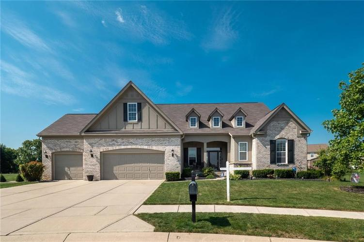 7732  Dartmouth Court Brownsburg, IN 46112 | MLS 21667305