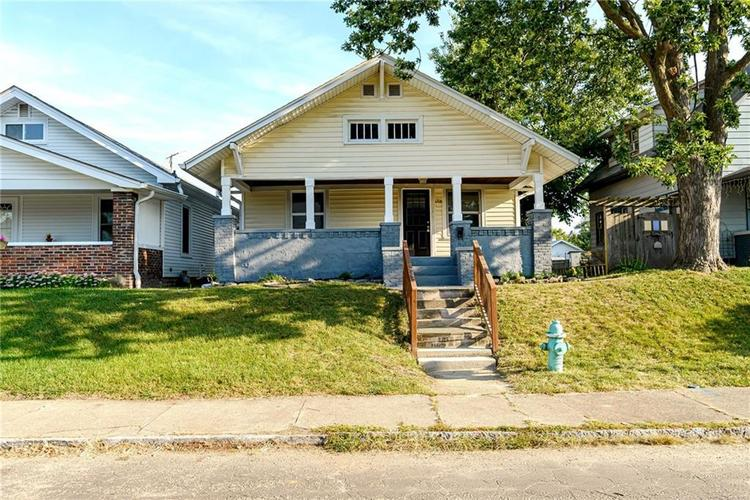 1206 Comer Avenue Indianapolis, IN 46203 | MLS 21667334 | photo 1