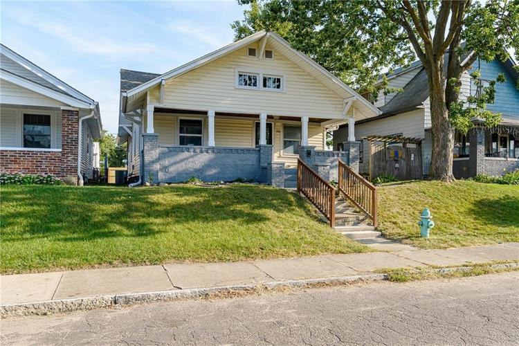 1206 Comer Avenue Indianapolis, IN 46203 | MLS 21667334 | photo 2