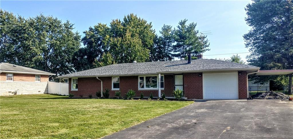 2305  Brewer Drive Indianapolis, IN 46227 | MLS 21667355