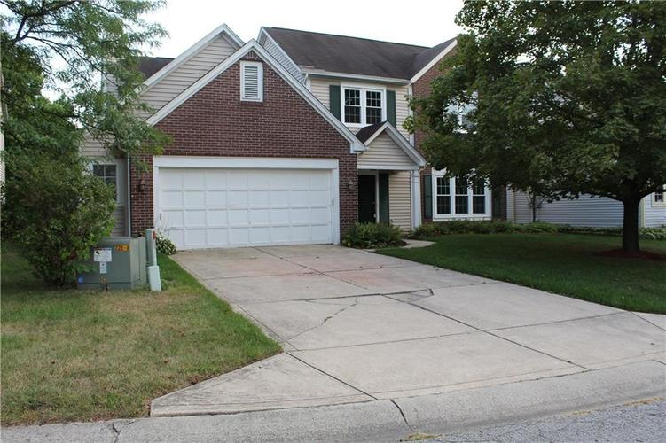 8609  Kruggle Court Indianapolis, IN 46256 | MLS 21667356