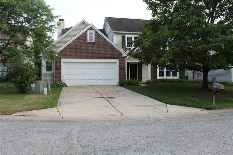 8609 Kruggle Court Indianapolis, IN 46256 | MLS 21667356 | photo 14