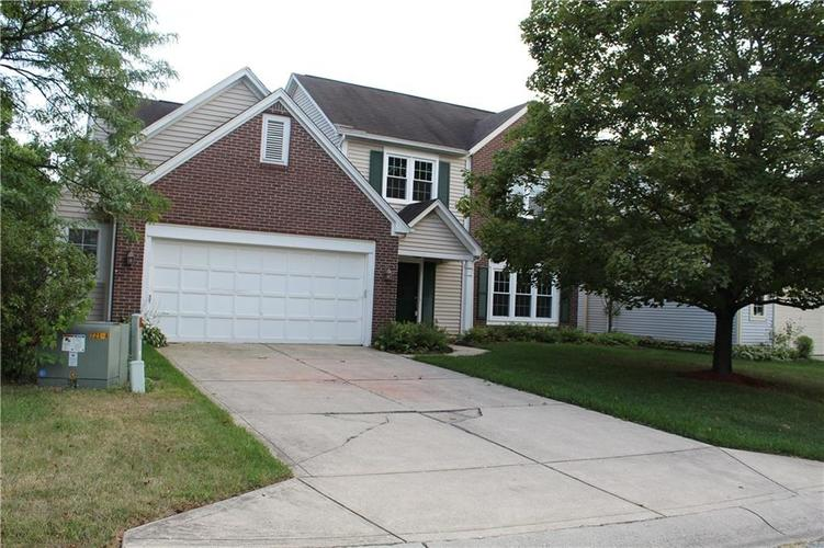 8609 Kruggle Court Indianapolis, IN 46256 | MLS 21667356 | photo 15