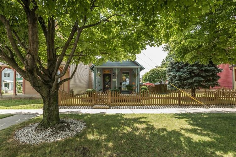 767 Fletcher Avenue Indianapolis, IN 46203 | MLS 21667385 | photo 1
