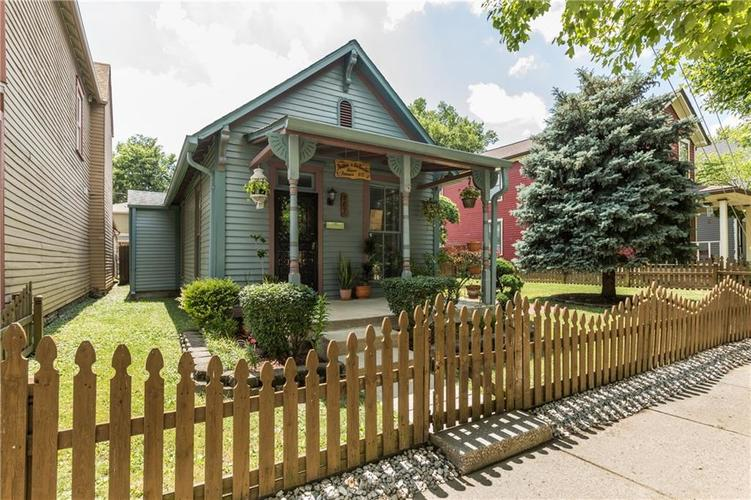 767 Fletcher Avenue Indianapolis, IN 46203 | MLS 21667385 | photo 2