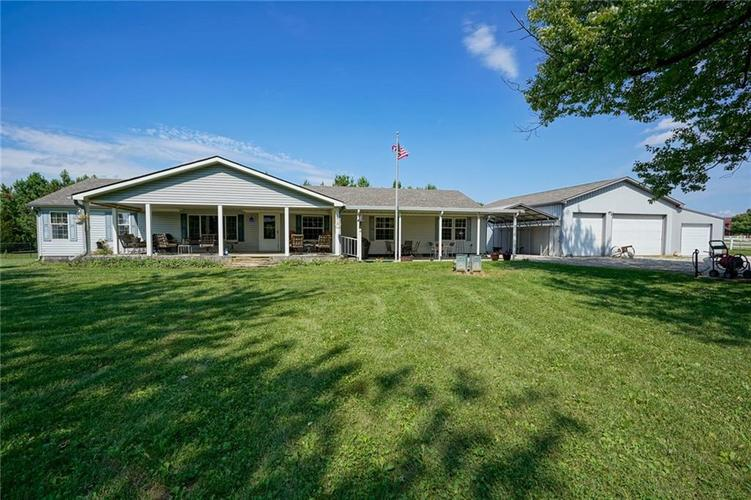 6732 NEW HARMONY Road Martinsville, IN 46151   MLS 21667407   photo 1