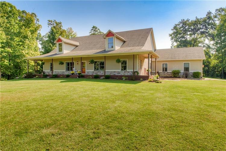 1781 N Cole Drive Martinsville, IN 46151   MLS 21667416   photo 1
