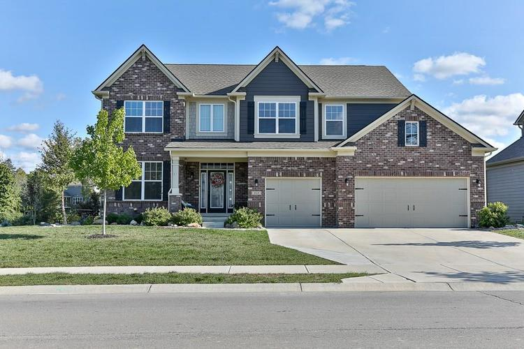 419 Dovetree Drive Danville, IN 46122 | MLS 21667423 | photo 1