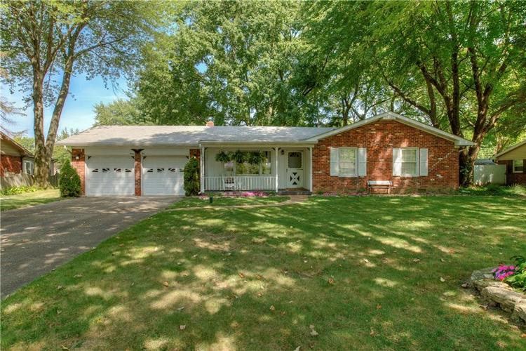 4050 WESTOVER Drive Indianapolis, IN 46268 | MLS 21667428 | photo 1