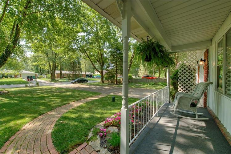 4050 WESTOVER Drive Indianapolis, IN 46268 | MLS 21667428 | photo 30