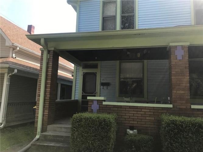 825 Noble Street Indianapolis, IN 46203 | MLS 21667507 | photo 1