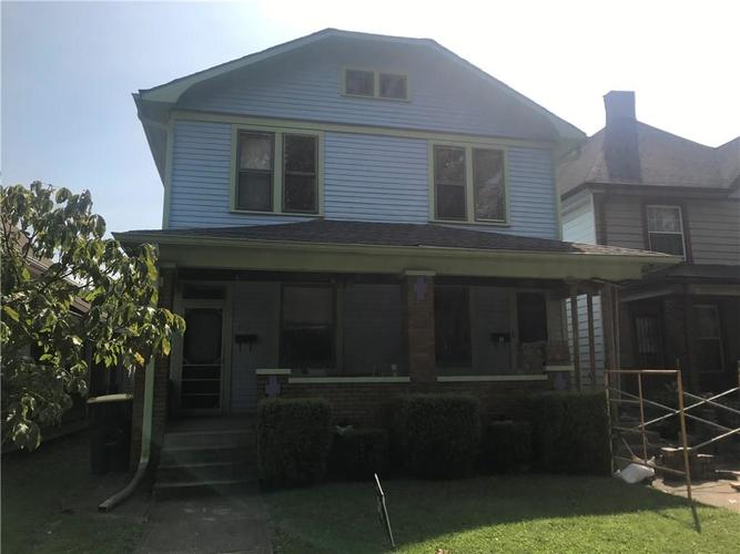 825 Noble Street Indianapolis, IN 46203 | MLS 21667507 | photo 2