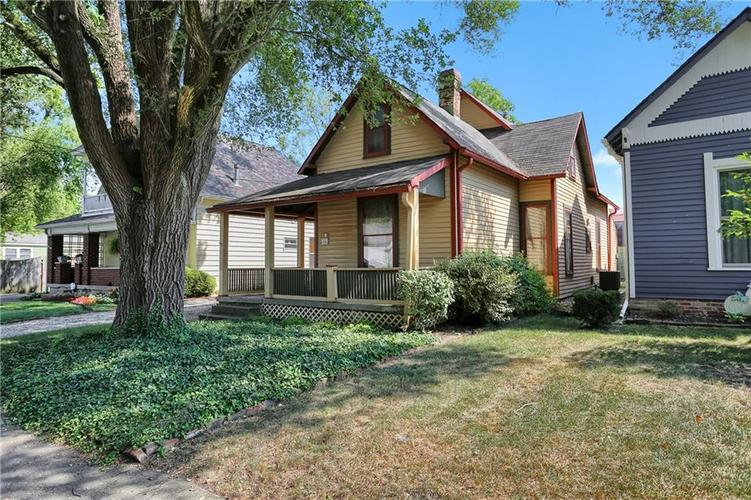 217 Good Avenue Indianapolis IN 46219 | MLS 21667516 | photo 1