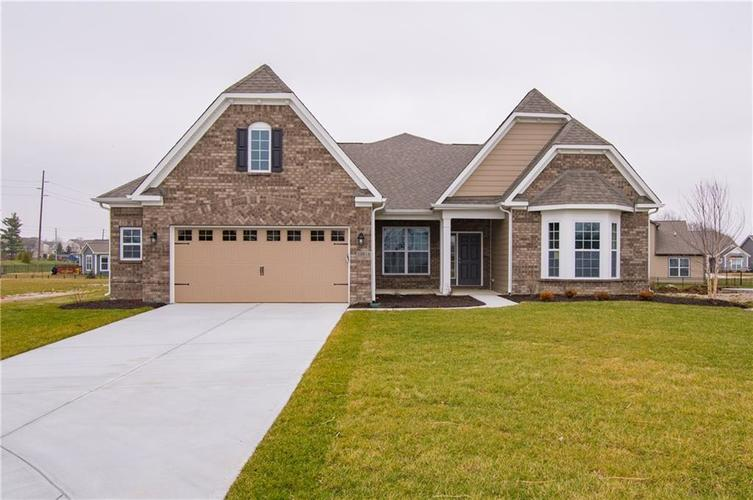 10818 Lost Creek Court Indianapolis IN 46239 | MLS 21667529 | photo 1