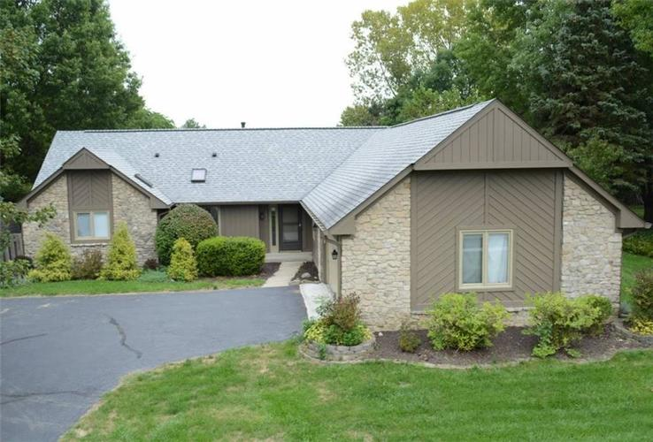 14393 OAK RIDGE Road Carmel, IN 46032 | MLS 21667534 | photo 1