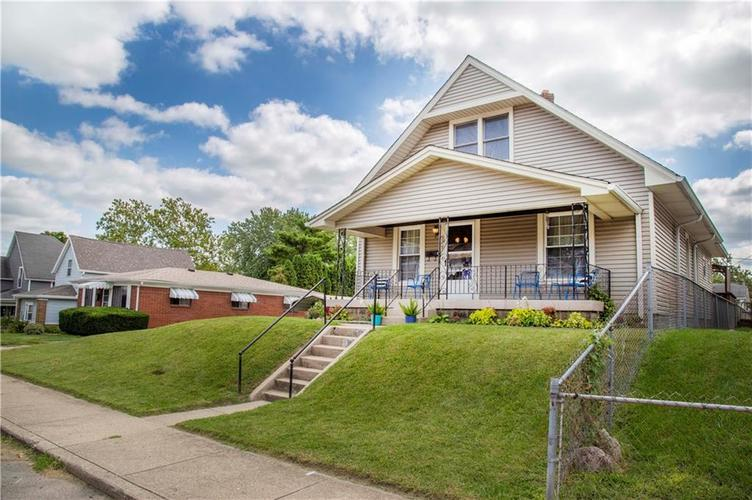 929 E Minnesota Street Indianapolis, IN 46203 | MLS 21667536