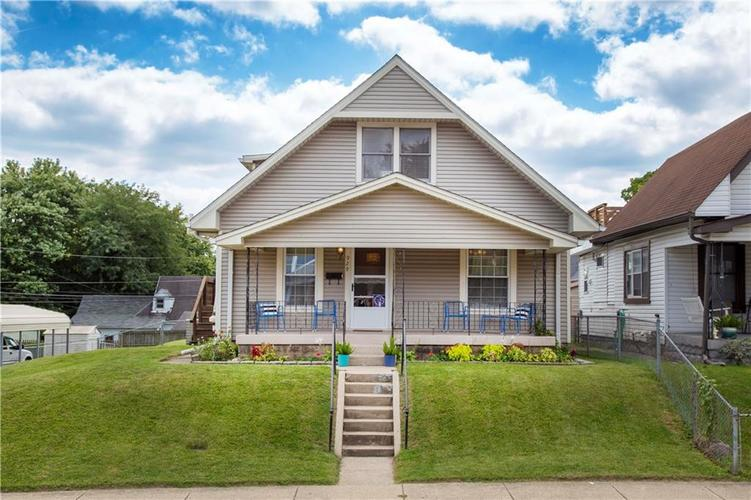 929 E Minnesota Street Indianapolis, IN 46203 | MLS 21667536 | photo 41