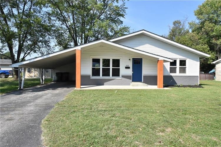 112  Marshall Drive  Crothersville, IN 47229 | MLS 21667557