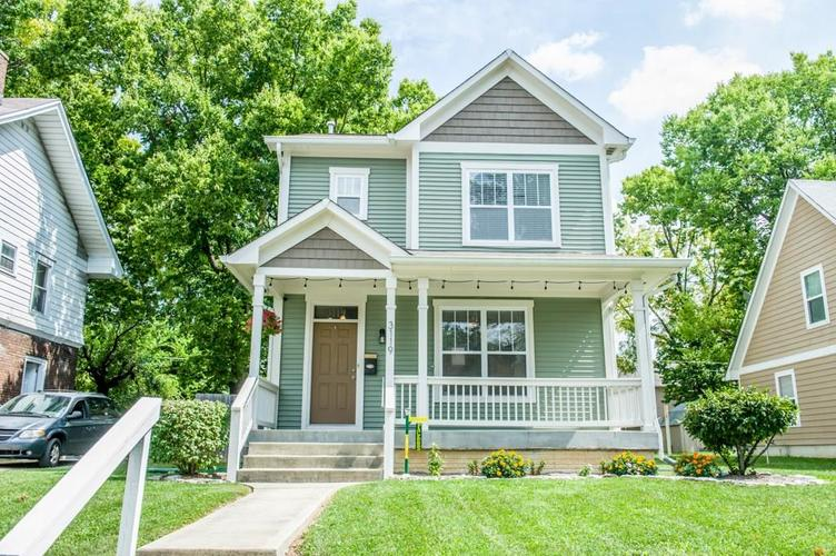 3119 N Capitol Avenue Indianapolis, IN 46208 | MLS 21667564