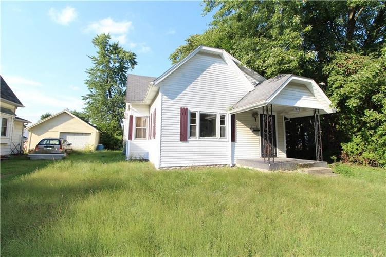 1020 W 4th Street Anderson, IN 46016 | MLS 21667615 | photo 1
