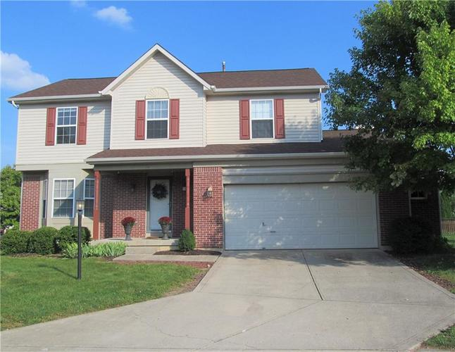 13  Candlewood Court Brownsburg, IN 46112 | MLS 21667662