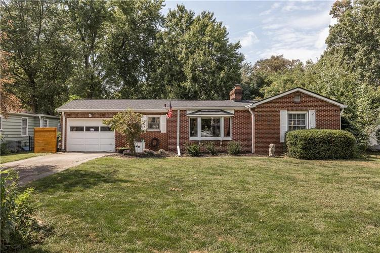 5890  Kingsley Drive Indianapolis, IN 46220 | MLS 21667685