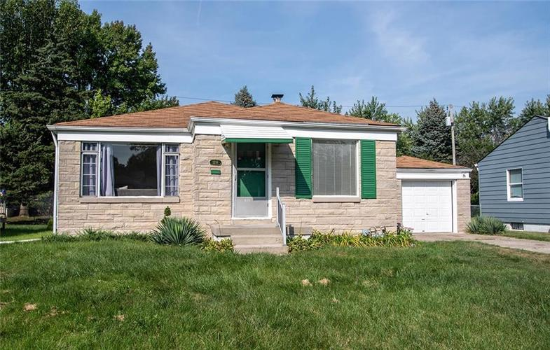 1216 N Ritter Avenue Indianapolis IN 46219 | MLS 21667689 | photo 1