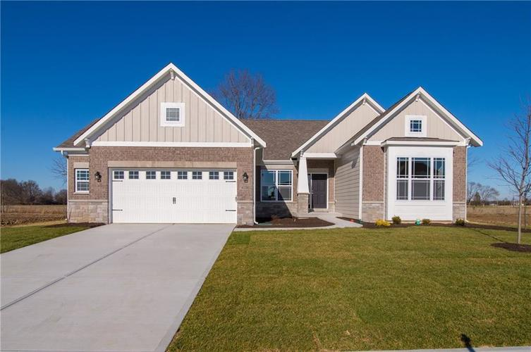 4136 Backstretch Lane Bargersville IN 46106 | MLS 21667697 | photo 1
