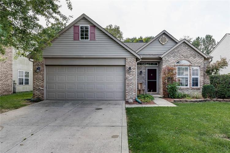 4350  Meadowsweet Court Indianapolis, IN 46203 | MLS 21667732