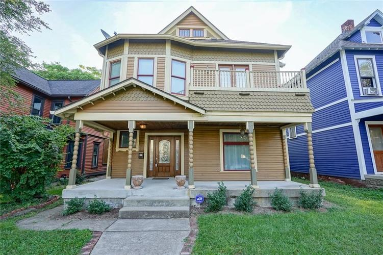 2161 N PENNSYLVANIA Street Indianapolis IN 46202 | MLS 21667756 | photo 1