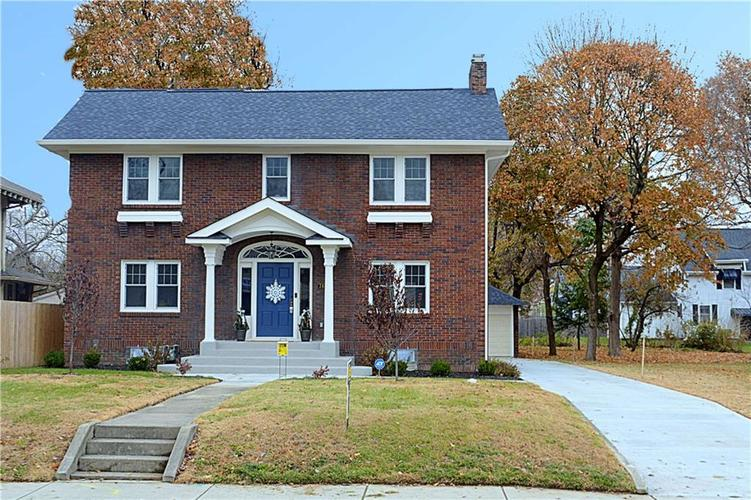 3643 N Central Avenue Indianapolis, IN 46205 | MLS 21667773