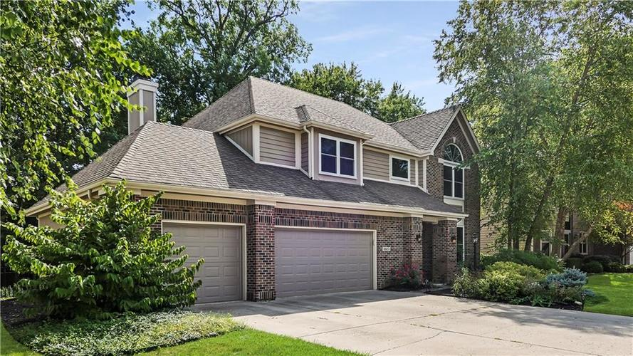 6923 Bluffgrove Circle Indianapolis, IN 46278 | MLS 21667815 | photo 41