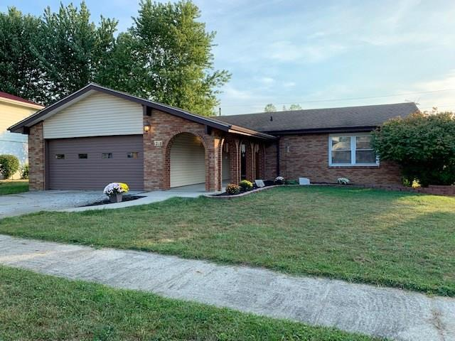 1218  Waggoner Drive Rushville, IN 46173 | MLS 21667891