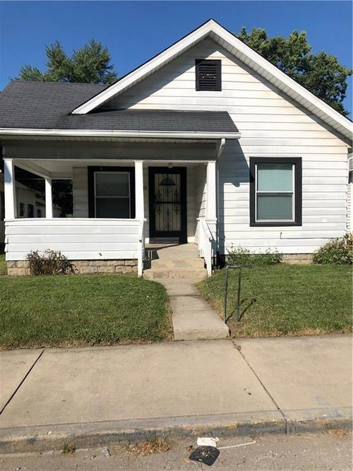 1036 N Belleview Place Indianapolis IN 46222 | MLS 21667955 | photo 1