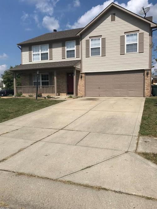 5756  Woodcote Drive Indianapolis, IN 46221 | MLS 21668012
